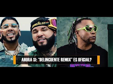 0 11 - Delincuente remix ¿Saldrá Oficialmente?