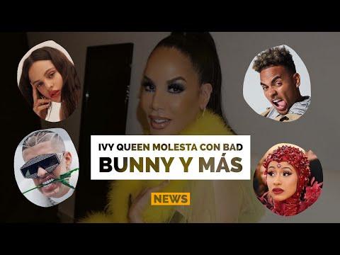 0 44 - Ivy Queen ignorada por Bad Bunny, J Balvin, Ozuna, Rosalia y más