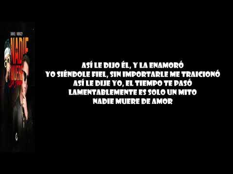 0 46 - Darkiel Ft. Amenazzy – Nadie Muere De Amor