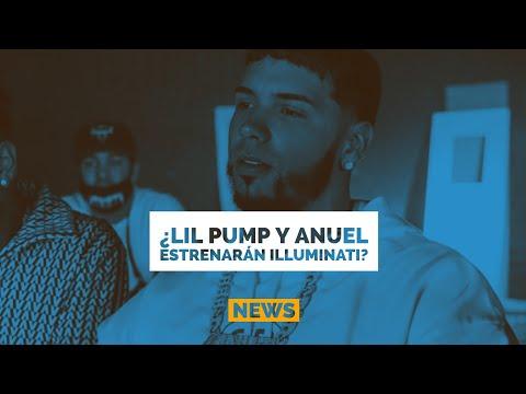 0 49 - Anuel AA criticado por repetir versos en «Illuminati» con Lil Pump