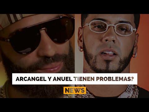 0 56 - ¿Anuel AA y Arcangel tienen problemas?