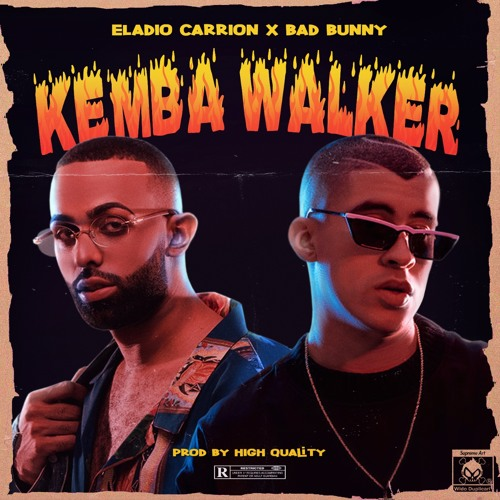 artworks 000578838164 l2g1oe t500x500 - Bad Bunny Feat Eladio Carrion – Kemba Walker (EXCLUSIVE)