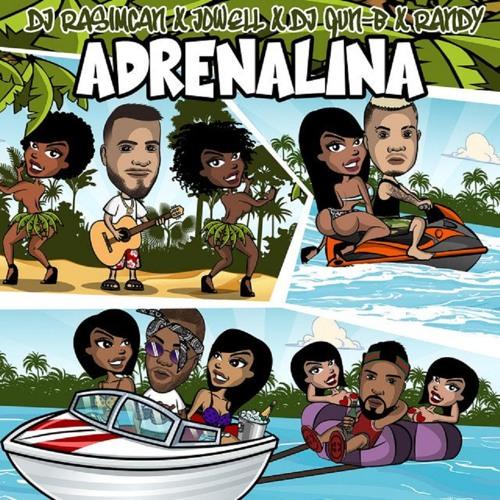 artworks 000579761966 0smukv t500x500 - Jowell Y Randy – Adrenalina (Prod. DJ Rasimcan Y DJ Gun-B)