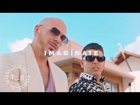 0 13 - Tito El Bambino Ft. Pitbull y El Alfa – Imagínate (Video Oficial)