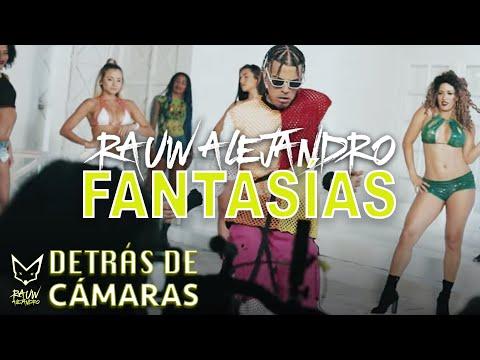 0 67 - Rauw Alejandro Ft. Farruko – Fantasías (Detrás De Cámaras)