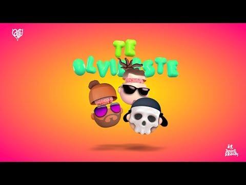 0 80 - Jowell y Randy Ft. Cazzu – Te Olvidaste (Video Lyric)