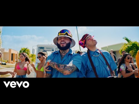 0 96 - Farruko Ft. Bad Bunny – La Cartera (Official Video)