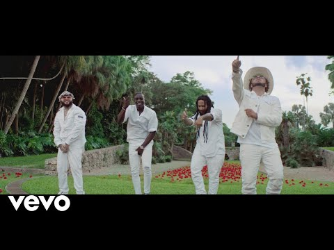 0 14 - Maffio Ft. Farruko, Akon Y Ky-Mani Marley – Celebration (Official Video)