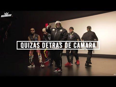 0 18 - Dimelo Flow, Sech, Dalex, Justin Quiles, Lenny Tavárez, Feid, Wisin y Zion – Quizás (Behind The Scenes)