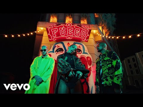 0 20 - Sean Paul Ft. Anitta – Fuego (Official Video)