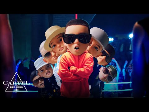 0 44 - Daddy Yankee - Que Tire Pa' 'Lante (Video Oficial)