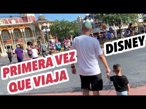 0 64 - Jamsha viaja a Disney con su hijo (Vlog)