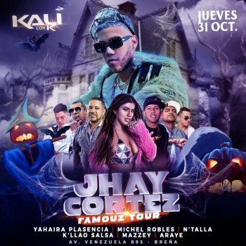 Jhay Cortez Kali Disco.jpeg 350x350 - Jhay Cortez llega por primera vez a Perú