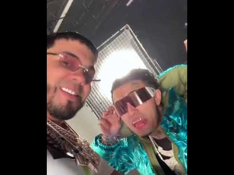 0 17 - Anuel AA Ft. Lil Pump – Iluminati (Preview)