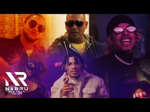 0 19 - Marconi Impara Ft. Rauw Alejandro, Mozart La Para y Ranking Stone – Brinquen (Remix) (Video Oficial)