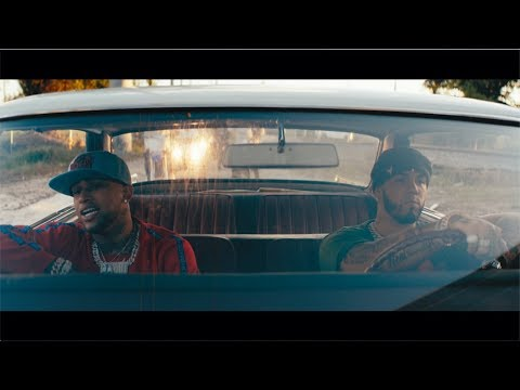 0 23 - Bryant Myers Feat Anuel AA - Gan-Ga Remix [Official Video]