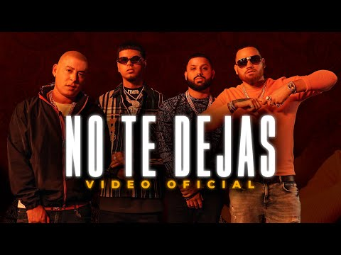 0 24 - D-Note The Beatllionare Ft. Miky Woodz, Alex Rose y Cosculluela – No Te Dejas (Video Oficial)