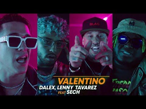 0 50 - Valentino Ft. Sech, Dalex y Lenny Tavárez - Cosita (Vertical Video)