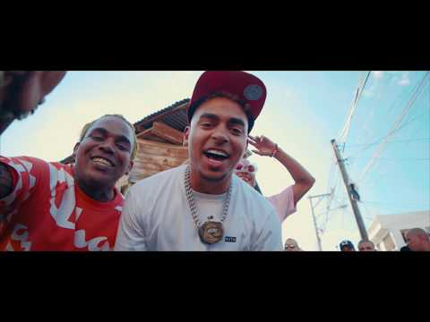0 13 - Ozuna Ft. El Cherry Scom y Kiko El Crazy - Baje Con Trenza (Remix) (Video Oficial)