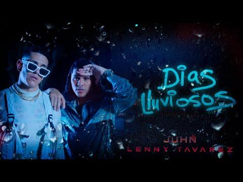 0 9 - Juhn El AllStar Ft. Lenny Tavarez - Días Lluviosos (Video Oficial)