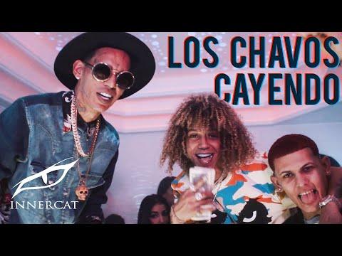 0 27 - Ele A El Dominio Ft. Jon Z - Los Chavos Cayendo (Video Oficial)