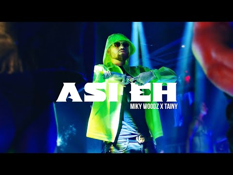 0 30 - Miky Woodz y Tainy - Asi Eh (Video Oficial)