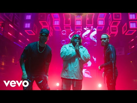 0 39 - Wisin y Yandel, Sech - Ganas de Ti (Official Video)