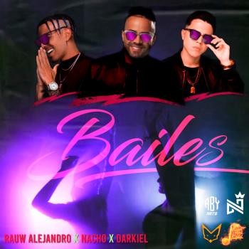 Rauw Alejandro Ft. Nacho Y Darkiel Bailes 350x350 - Darkiel - Mal O Peor