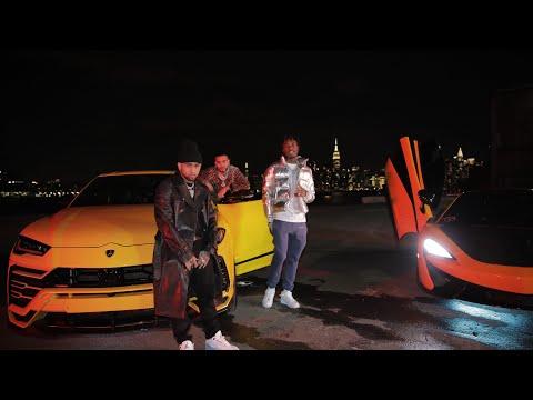 "0 2 - Bryant Myers,French Montana y Lil Tjay - ""Gan-Ga (Uptown Remix)"""