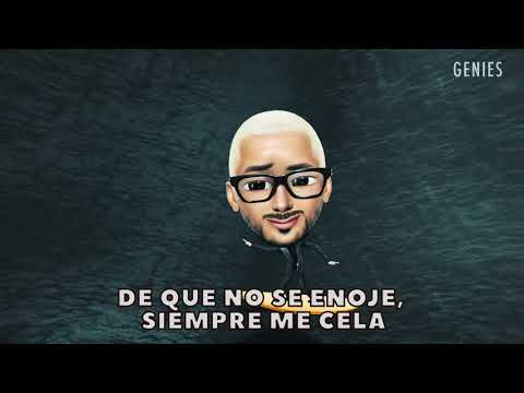 0 - J Balvin – Gris (Video Lyric)