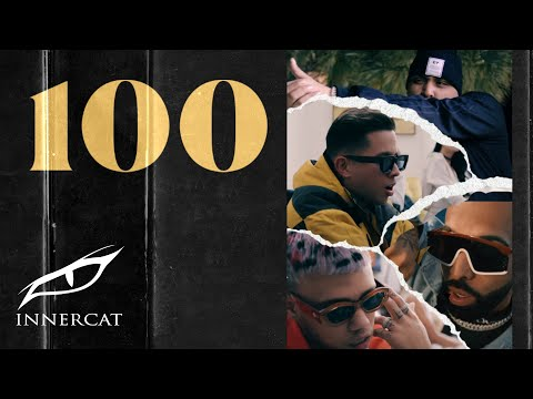 0 26 - Los G4, Jhay Cortez, Darell, De La Ghetto, Eladio Carrión - 100 (Official Video)