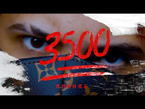 0 34 - Ankhal – Rap 3500 (Official Video)
