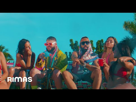0 45 - Eladio Carrión Ft Farruko - Ponte Linda Remix (Official Video)