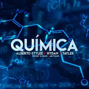 QUIMICA TAYLER 2 300x300 - Alberto Style Ft Hydan & Tayler - Química