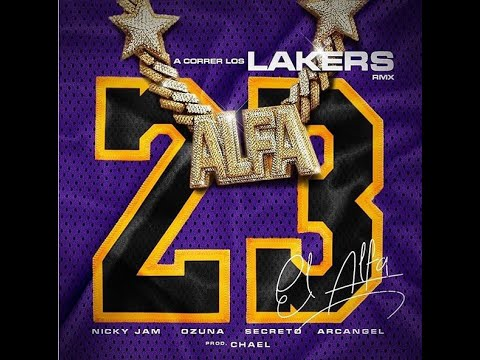 hqdefault - El Alfa Ft. Ozuna, Nicky Jam, Arcangel y Secreto El Famoso Biberón - A Correr Los Lakers (Remix) (Video Oficial)