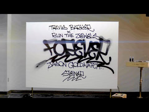 0 3 - Travis Barker Ft. Run The Jewels – Forever (Official Video)