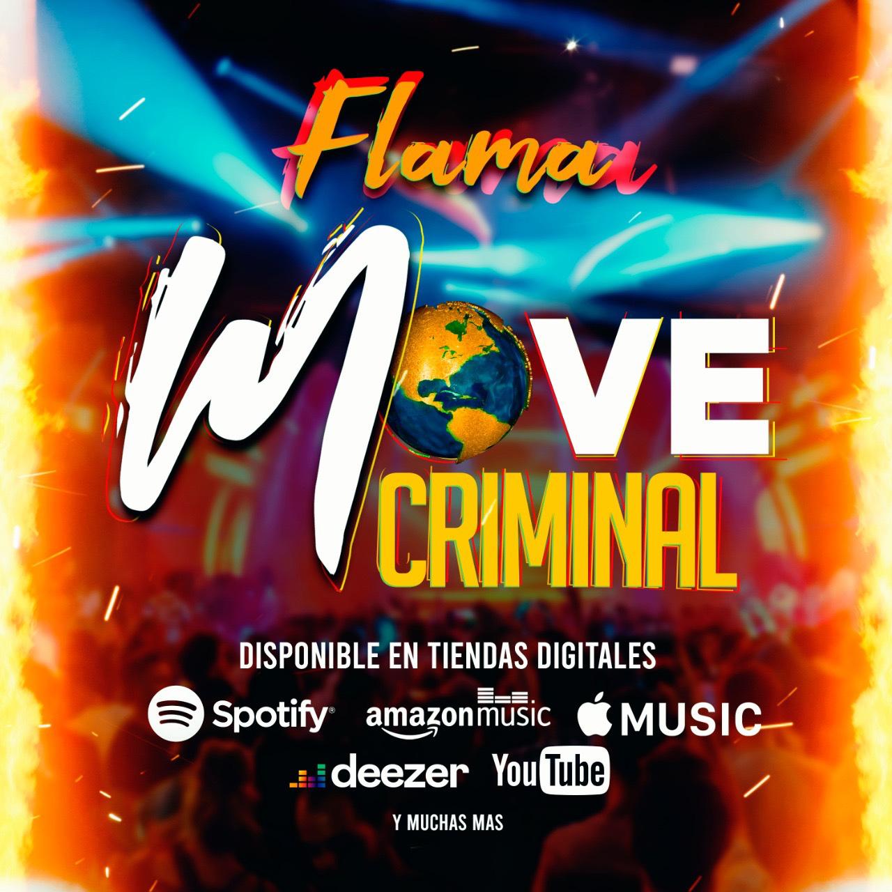 flama - Flama - Move Criminal (Video Lyrics)