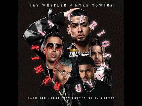 0 6 - Jay Wheeler Ft. Myke Towers, Rauw Alejandro, De La Ghetto, Jhay Cortez - La Curiosidad (Remix) (Preview)