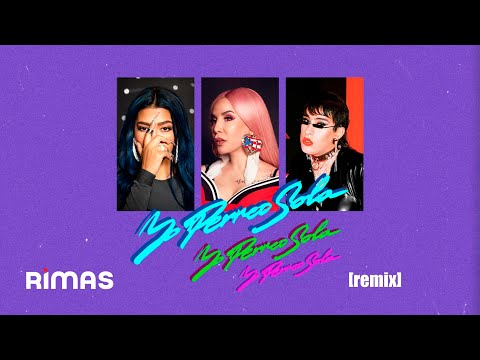 hqdefault 1 - Bad Bunny x Nesi x Ivy Queen - Yo Perreo Sola Remix