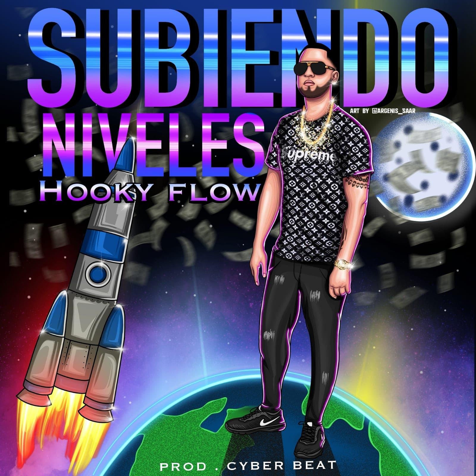"""124339210 467401600902096 5031012571292076602 n - """"Hooky Flow"""" se prepara para salir con """"Subiendo Niveles"""""""