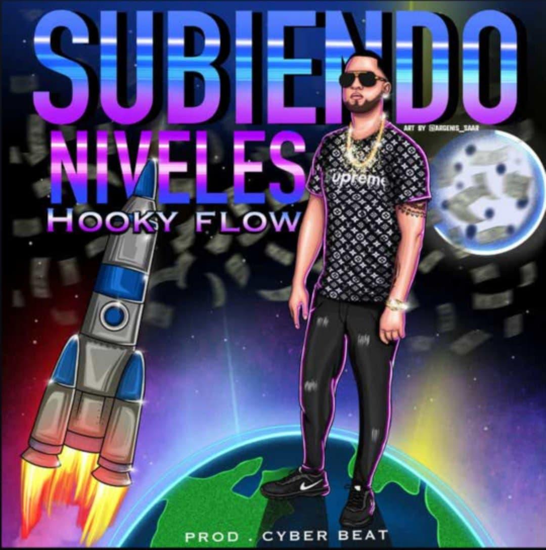 126325776 749927049067894 5192331975092853212 n - Hooky Flow - Subiendo Niveles (Prod. By Cyber Beats)