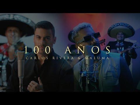 hqdefault 2 - Carlos Rivera & Maluma - 100 Años (Video Oficial)