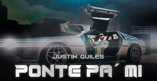 safe image 2 - Justin Quiles - Ponte Pa' Mi (Official Music Video)