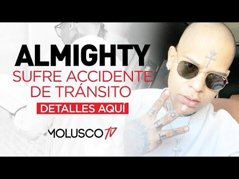 0 7 - Almighty sufre accidente de tránsito. Todos los detalles aquí