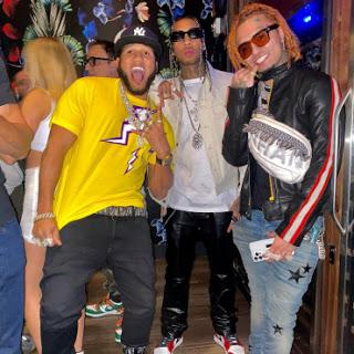 1610924485owo - A El Alfa le pagaron $130.000 por cantar dos canciones junto a Tyga y Lil Pump