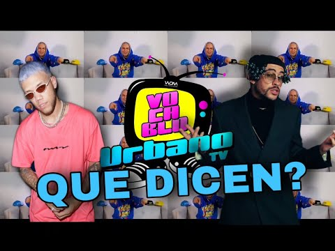"""0 16 - Vocablo Urbano: Nico Canada analiza """"DÁKITI"""" de Bad Bunny y Jhay Cortez"""