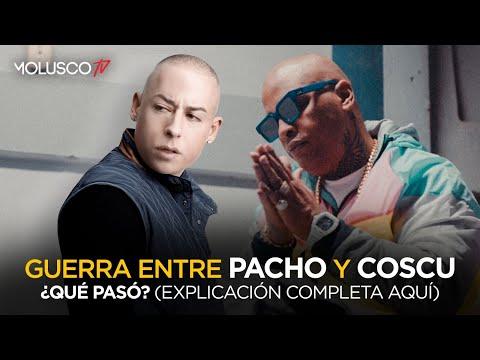 0 4 - Tiraera entre PACHO y COSCU le dice de m@m@€icho pa bajo ¿ Que paso ? La historia aquí