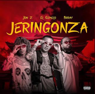 """172238015 799827870636004 2822527796341045048 n - El Gemelo Lanza Su Nuevo Sencillo """"Jeringonza"""" junto a Jon Z Y Brray"""