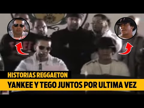 0 15 - Daddy Yankee y Tego Calderon Juntos Por Ultima Vez
