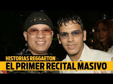 """0 16 - Primer Concierto Masivo De """"Héctor y Tito"""" Que Quedo Para La Historia del Reggaetón"""